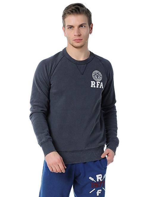 Routefield Sweatshirt Antrasit